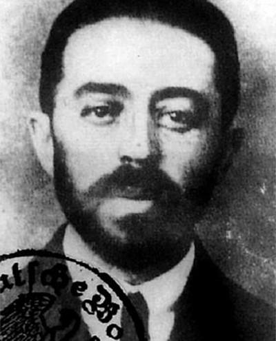Sidney_Reilly_German_Passport_September_1918