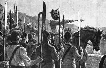 1280px-Battle_of_Bannockburn_-_Bruce_addresses_troops