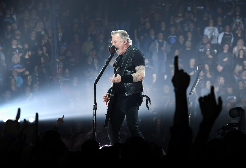 Metallica In Concert - Nashville, TN