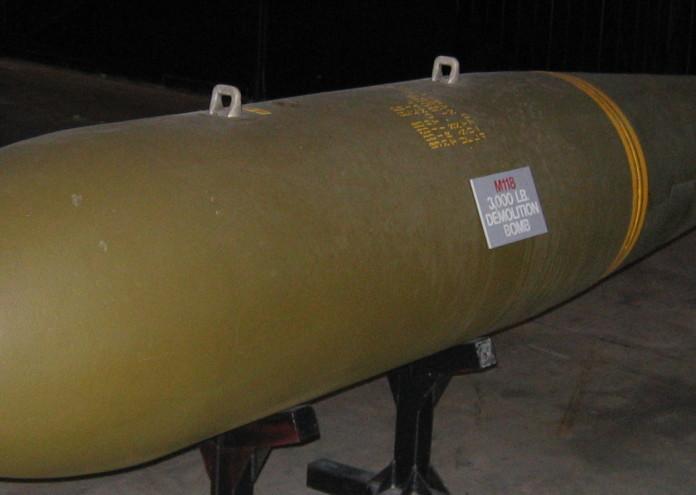 M-118Bomb
