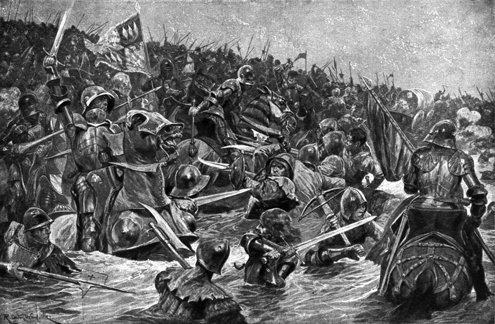 Richard_Caton_Woodville's_The_Battle_of_Towton
