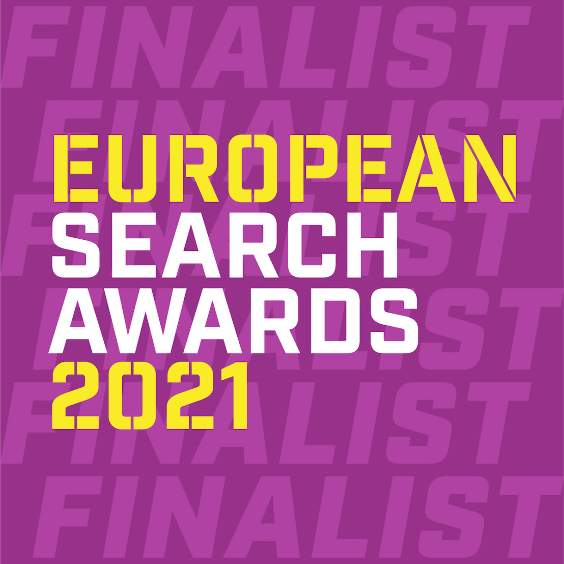 2021 Search Awards Instagram Badges