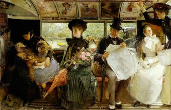 George_William_Joy_-_The_Bayswater_Omnibus