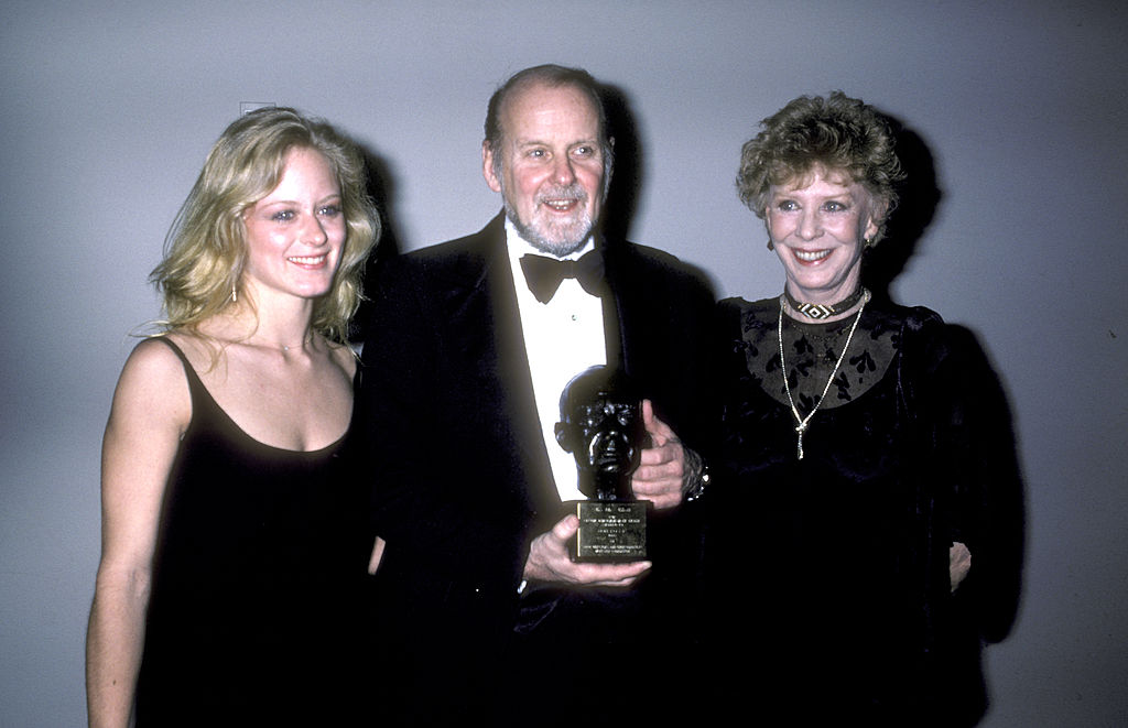 The Second Annual Mr. Abbott Award for Lifetime Achievement in the Theater Honors Bob Fosse