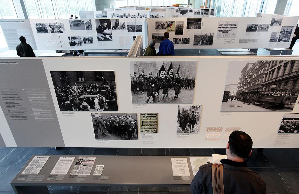 Topography Of Terror Documentation Center Berlin Opening