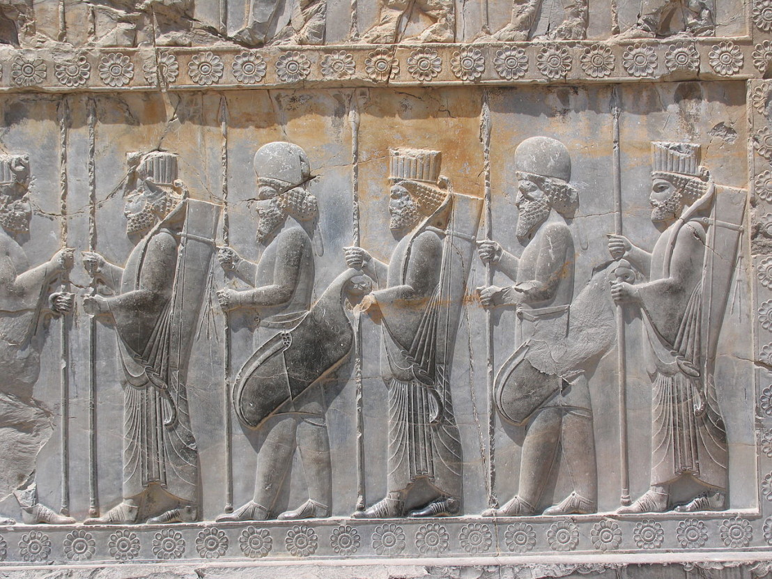 Persepolis_carvings