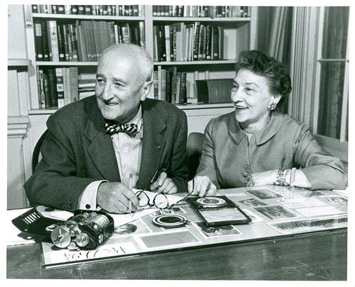 William_F._Friedman_and_Elizebeth_Smith_Friedman_-_National_Cryptologic_Museum_-_DSC07696