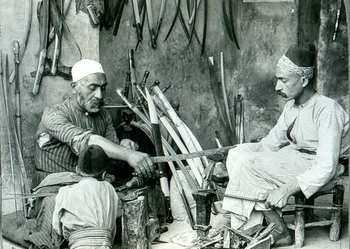 Damascus_bladesmith