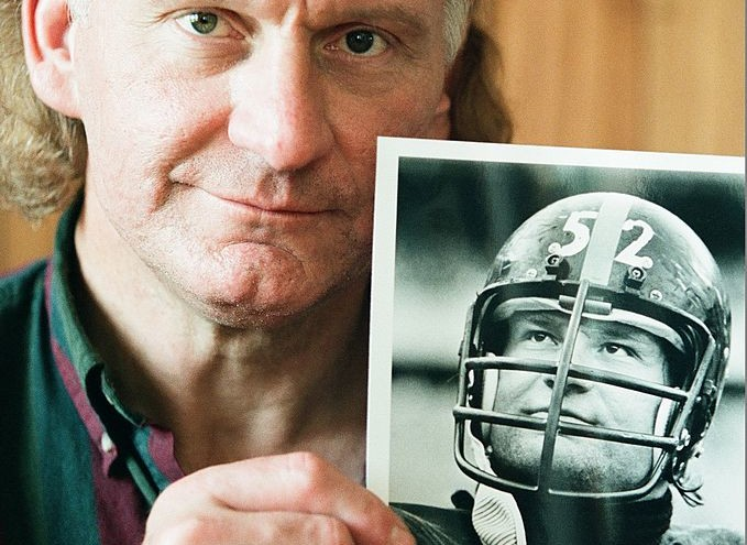 Mike Webster Portrait