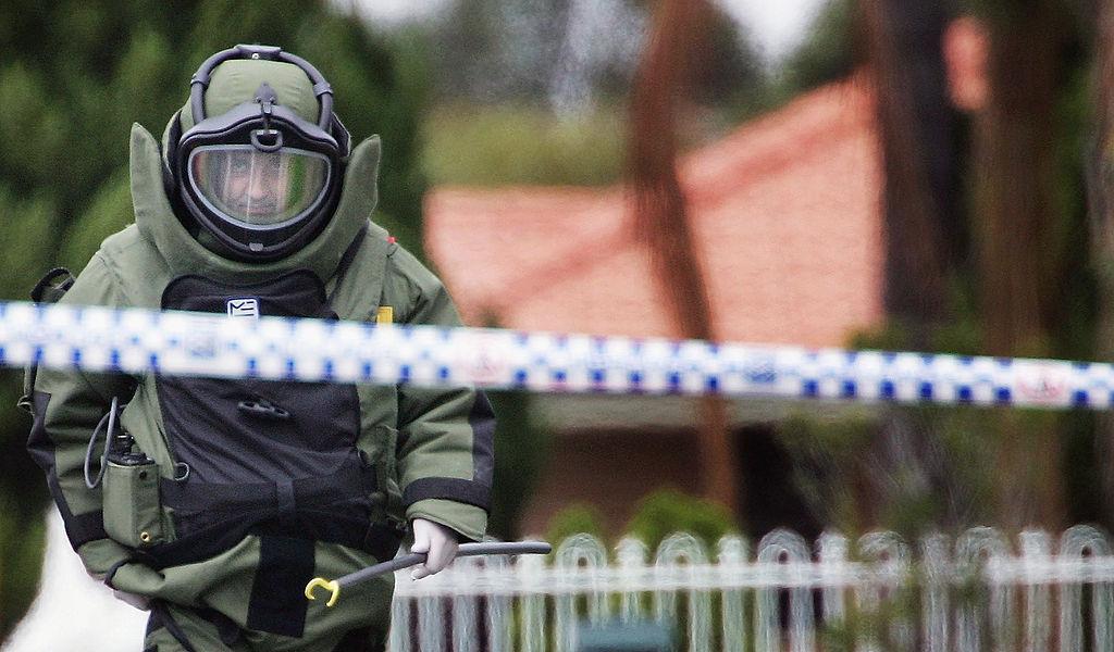 Terror Suspects Arrested In Australia