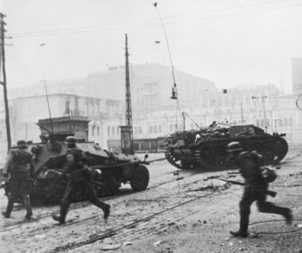 Charkow, Strassenkämpfe
