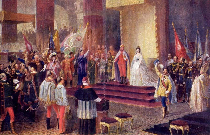 Ferenc_József_koronázása_Budán