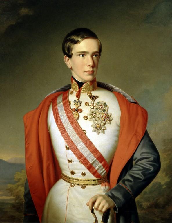 Franz_Joseph_of_Austria_young