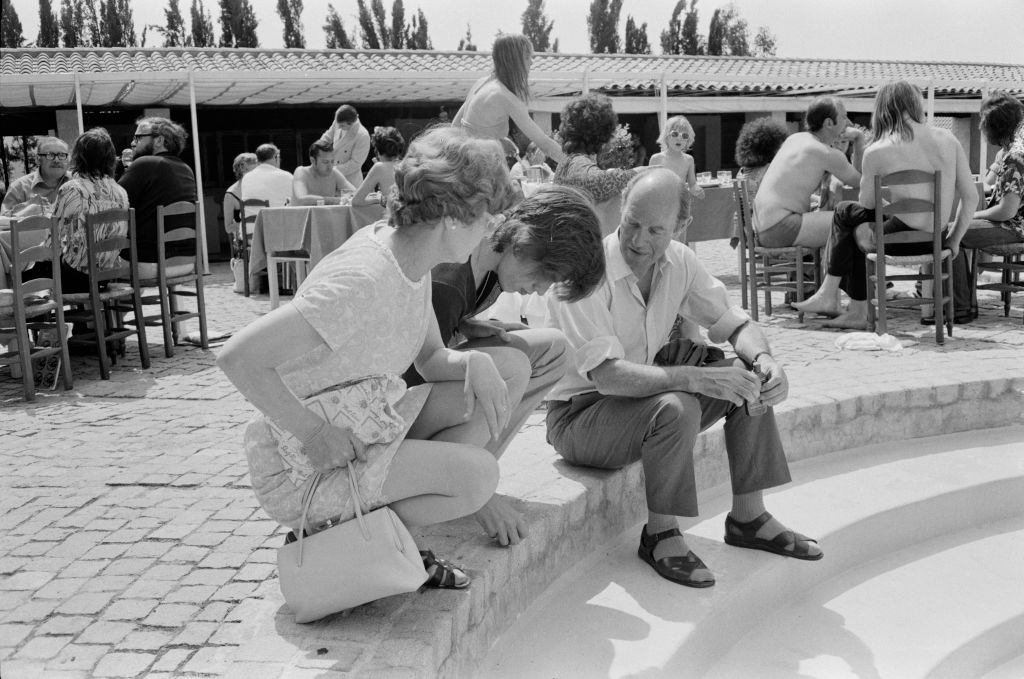 The Jaggers In St Tropez