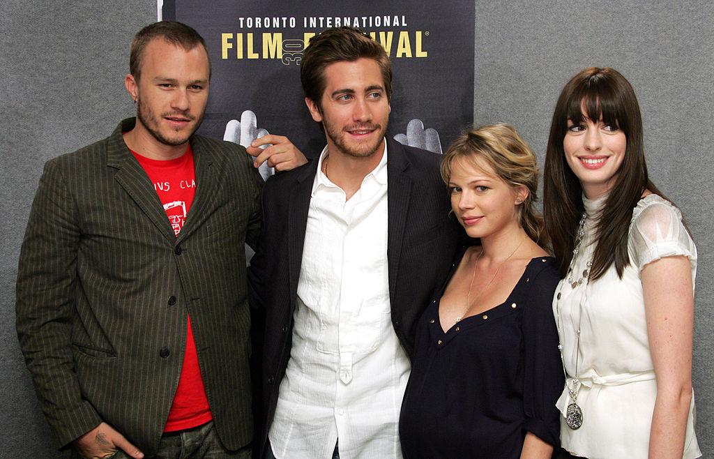 "2005 Toronto Film Festival - ""Brokeback Mountain"" Press Conference"