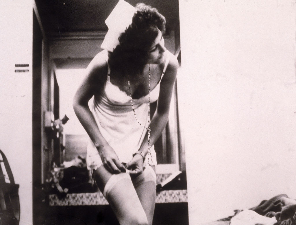 Linda Lovelace In 'Deep Throat'