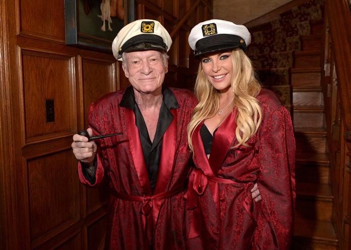 Playboy Mansion Hosts Annual Halloween Bash