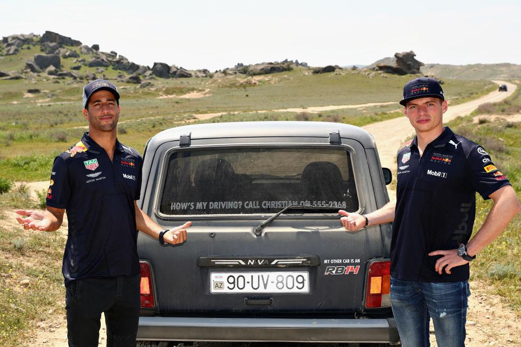 Azerbaijan F1 Grand Prix - Previews
