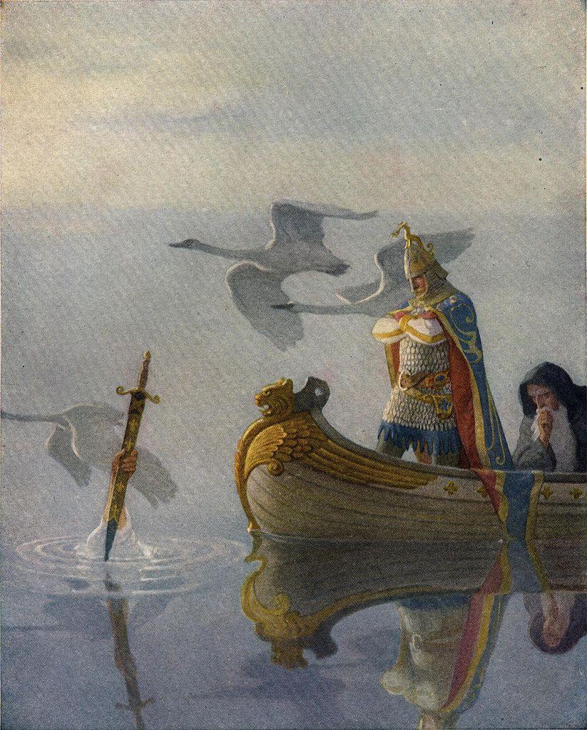 823px-Boys_King_Arthur_-_N._C._Wyeth_-_p16