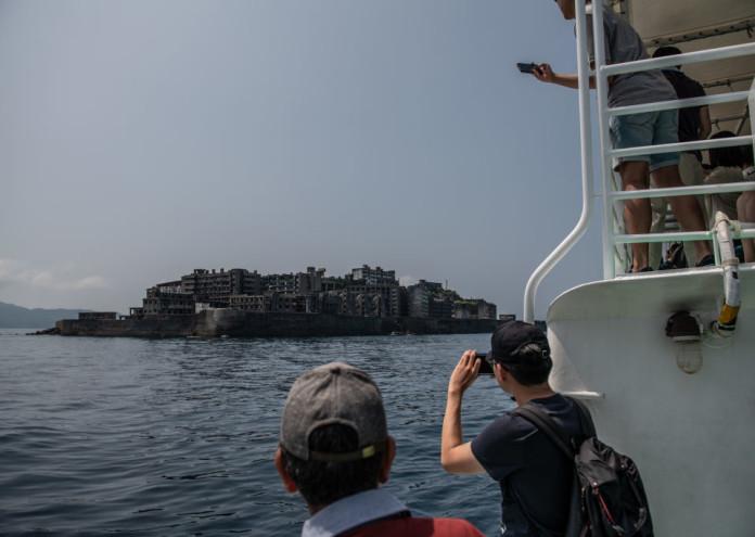 Japan's Battleship Island