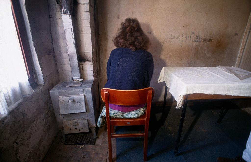 Bosnia's Female Victims of Rape