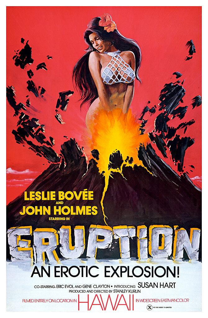 Poster For 'Eruption'