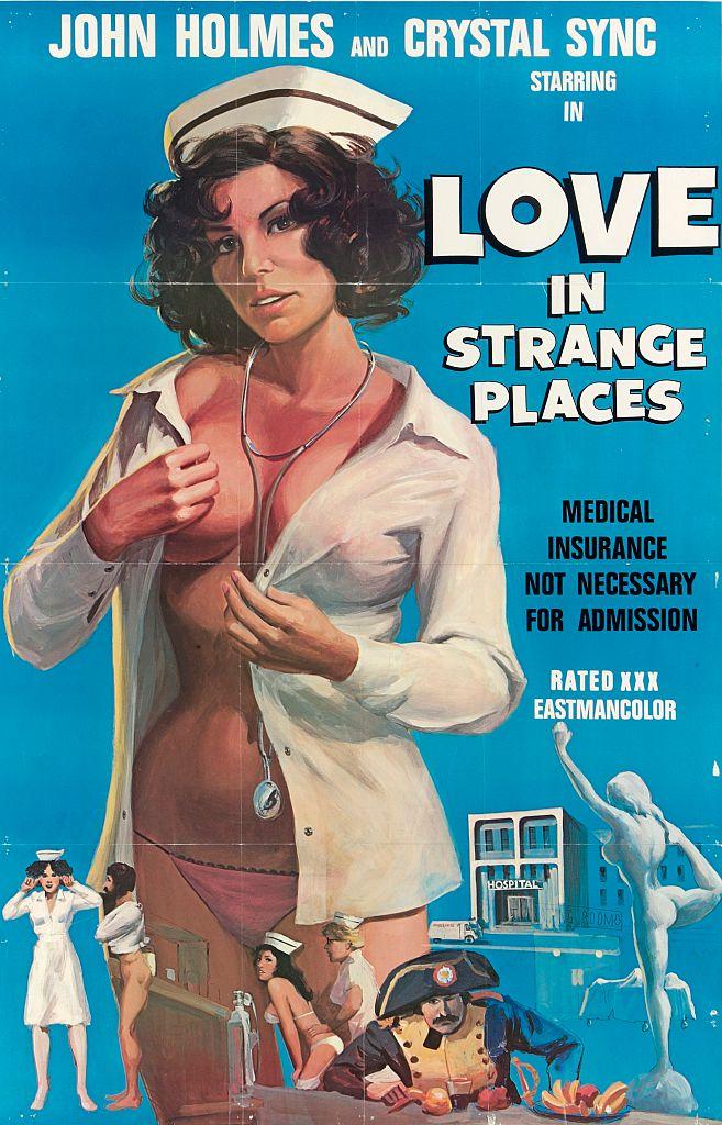 Love, in Strange Places