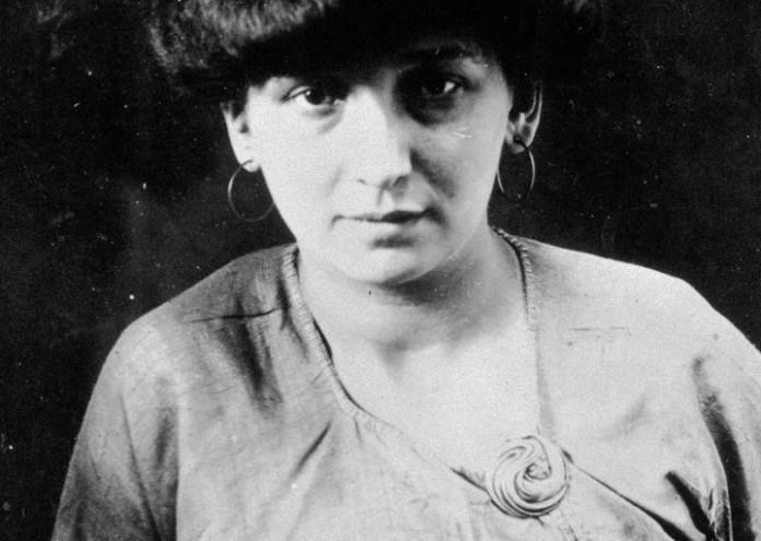 Portrait Of Fernande Olivier