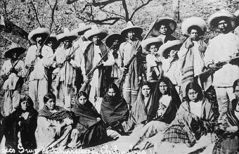 Insurrectos_&_their_women,_Mexico_(LOC)