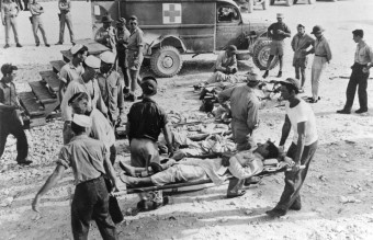 USS_Indianapolis-survivors_on_Guam